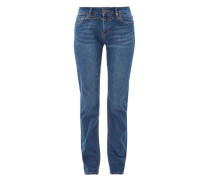Smart Straight: Stretchjeans blue denim