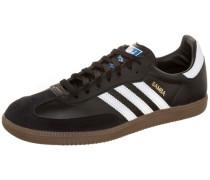 Sneaker Low 'Samba' braun