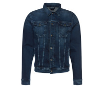 Jeansjacke 'legend' blue denim