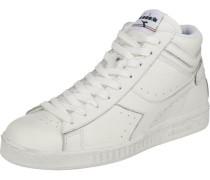 Game Sneakers weiß