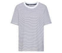 Shirts blau / weiß