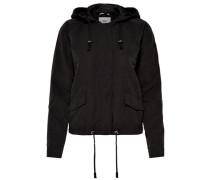 Kurze Jacke schwarz