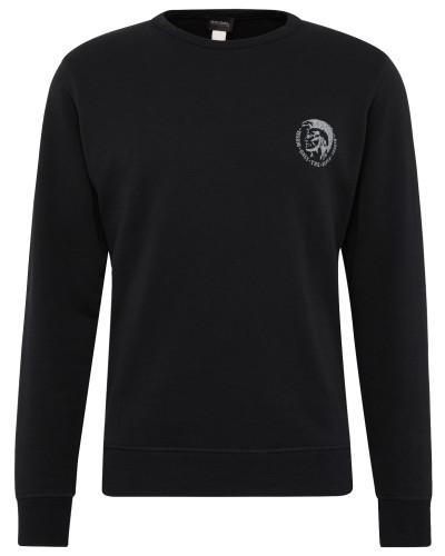 Sweatshirt 'Umlt - Willy' schwarz