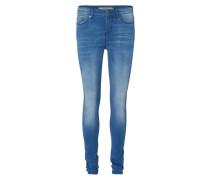 5-Pocket-Jeans »Seven« blau