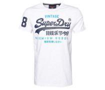 Shirt 'premium Goods DUO Tee' weiß