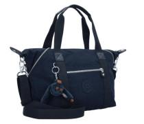 'Basic Art S' Handtasche blau