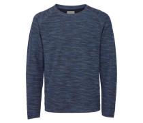 Sweatshirt Crew neck - blaumeliert