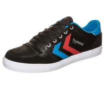 Sneaker 'Stadil Low' blau / rot / schwarz