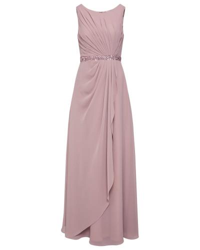 Abendkleid 'mc181250B' mauve