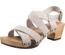 Sandale 'Kairi' grau