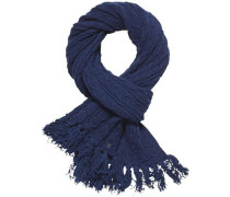 Schal »Luca Cable Scarf« blau