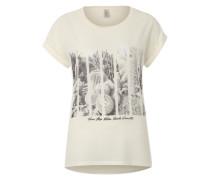 Shirt 'Ragnhild 2' weiß / mischfarben