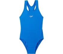 Badeanzug Mädchen blau