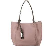 Shopper 'tess' braun / rosa