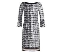 Stretchiges Kleid mit Allover-Muster