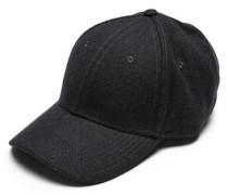 Woll-Cap schwarz