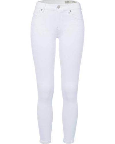 Jeans 'Slandy' weiß