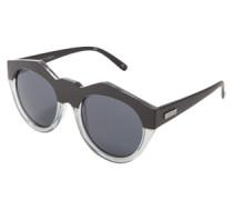 Sonnenbrille aus Kunststoff 'Neo Noir' schwarz