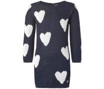 Kleid Garland blau / weiß
