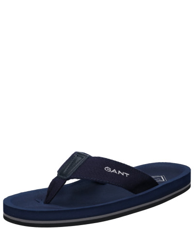 Slipper 'Breeze' blau