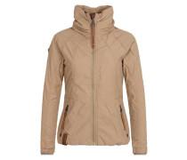 Female Jacket 'Klatschen Und So' sand
