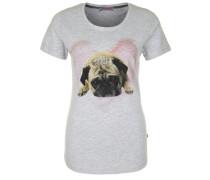 T-Shirt Sweet Mops grau