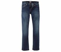 Straight-Jeans »Ryan« dunkelblau