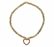 Armband »Herz 6721« gold