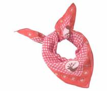 Bandana pink / rot / weiß