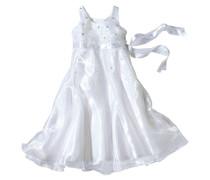 festliches Kleid für Mädchen weiß