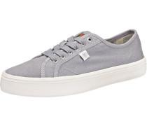 Canvas Sneaker grau