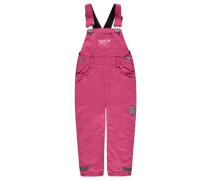 Thermo Latzhose pink