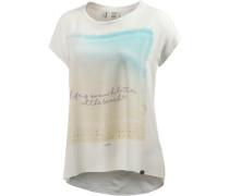 Oversize Shirt weiß