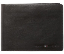 Portemonnaie 'icons CC Flap AND Coin Pocket' schwarz