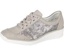 Sneakers grau / silbergrau
