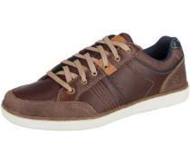 'Lanson Rometo' Freizeit Schuhe braun / hellbraun