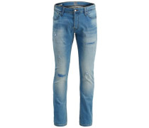 Slim Fit Jeans 'glenn Original GE 312' blue denim