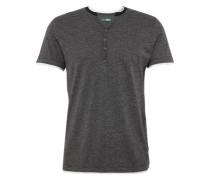 T-Shirt 'sg-998Ee2K807' anthrazit / weiß