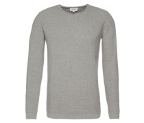 Pullover 'holy cotton' grau
