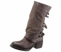 -Stiefel taupe