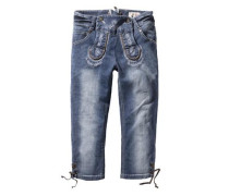 Hose 'Momo' blau / blue denim