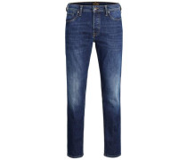 Slim Fit Jeans 'tim Original AM 421' blue denim