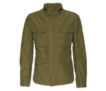 Jacke im Military-Look 'Odean-W' grün