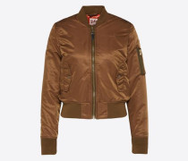 Bomberjacket bronze
