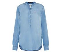 Jeans-Bluse blue denim