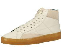 Sneaker weiß / puder