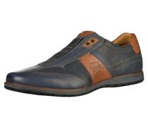 Sneaker marine / braun