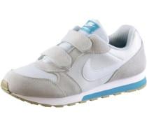 'MD Runner 2 Psv' Sneaker beige / hellblau / weiß