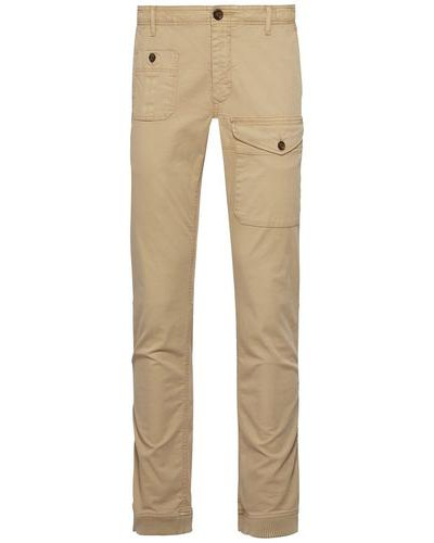Stoffhose »Active Pant Slub Cotton«