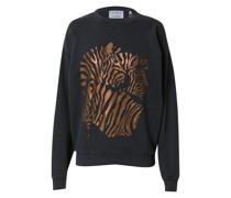 Sweatshirt 'zebra'